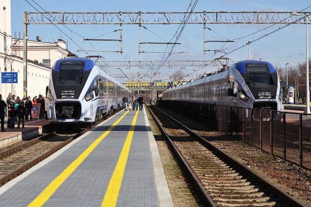 PKP PLK: Teraz szybciej pociągiem z Warszawy do Krakowa