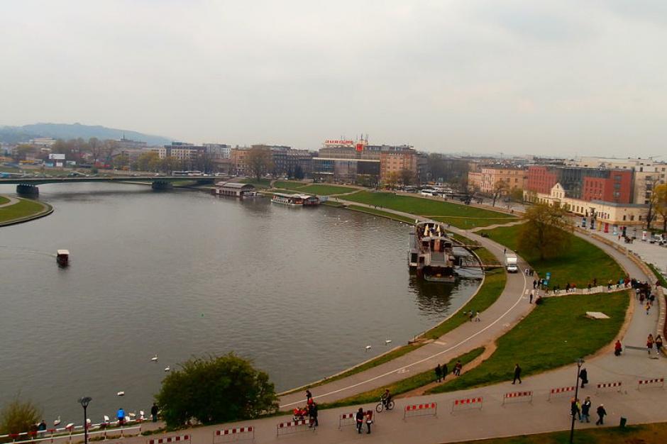 Kraków, smog: W walce z niską emisją ma pomóc dbałość o zieleń miejską