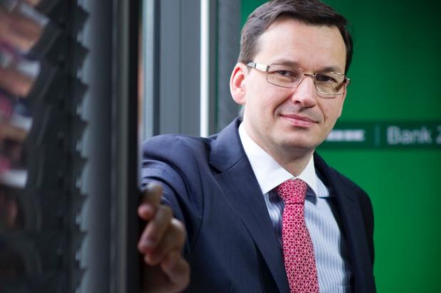 Podlaskie: Morawiecki o rozwoju regionu m.in. w oparciu mleczarstwo