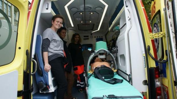Toruń ma nowe ambulansy