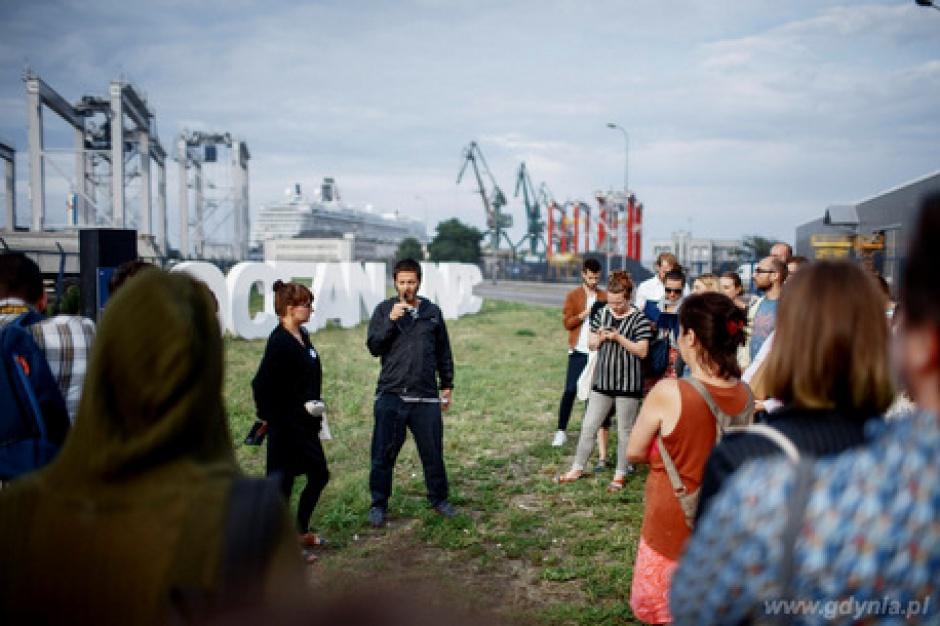 """""""Migracje Kreacje"""" w Gdyni: Obozy dla uchodźców miastami przyszłości?"""