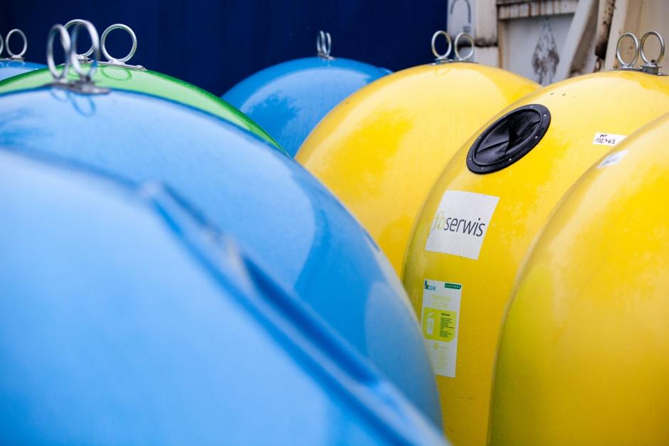 GOAP: FBSerwis prowadzi mobilne punkty selektywnego zbierania odpadów