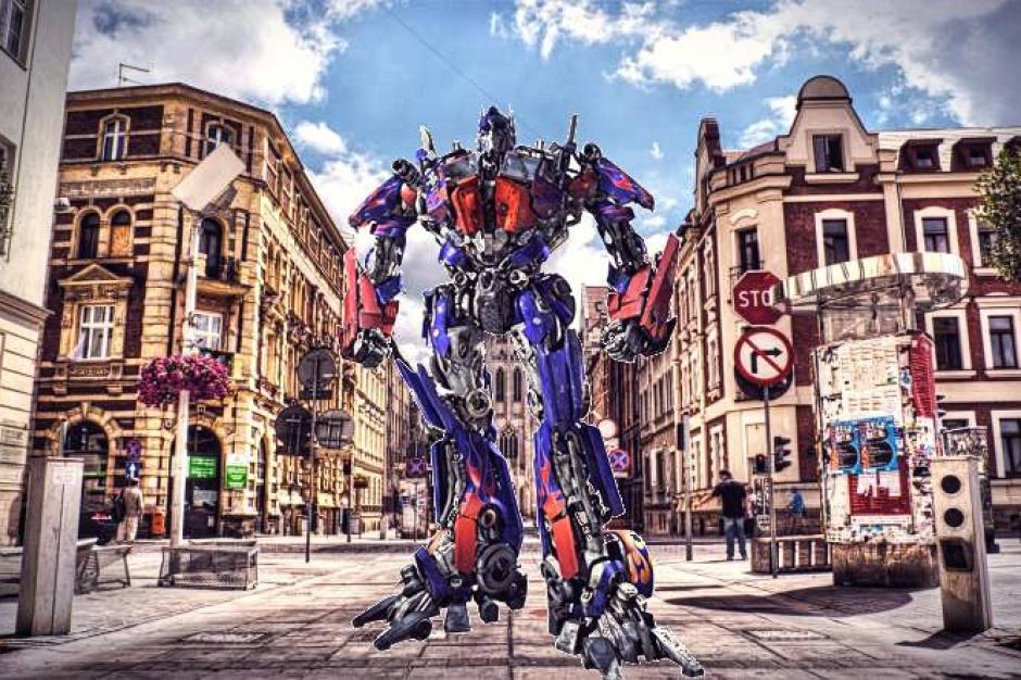 """Katowice godne zniszczenia: Kolejna część filmu """"Transformers"""" w stolicy Górnego Śląska?"""