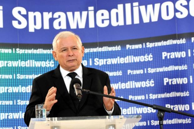 Uważamy, że środkowe Pomorze jest poszkodowane - mówi J. Kaczyński (fot.wybierzpis.org.pl)
