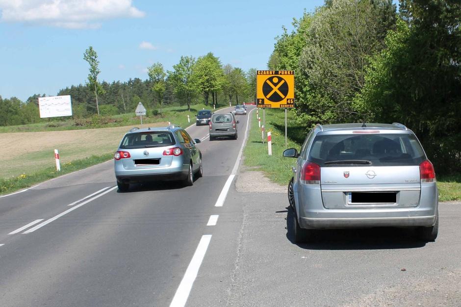 Będzie bezpieczniej na drogach Warmii i Mazur. Rząd zapowiada inwestycje
