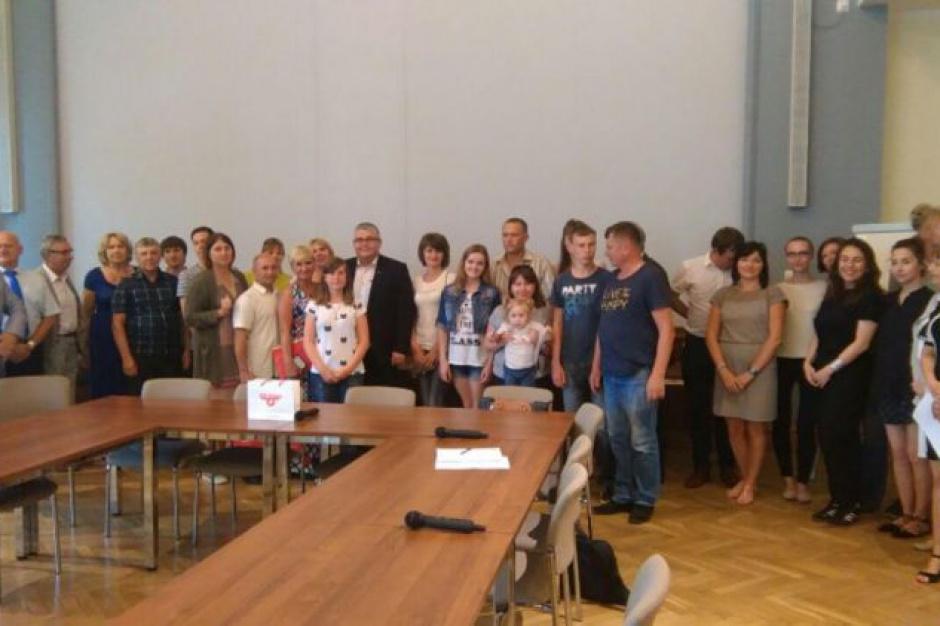 Gdańsk przyjął pięć ukraińskich rodzin