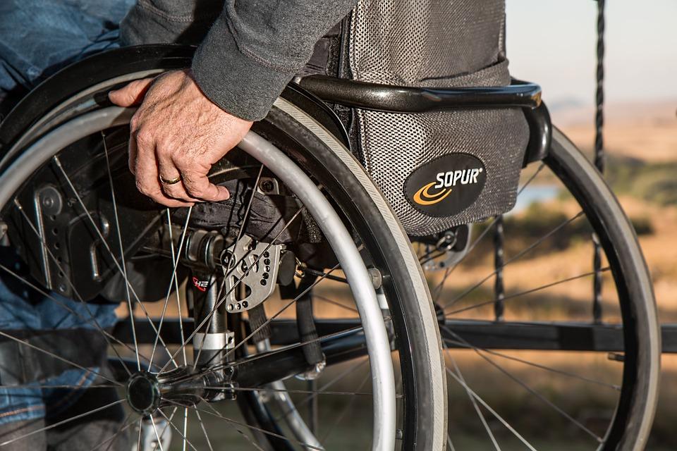 Na terenie UE obecnie mieszka około 80 mln osób z niepełnosprawnością (fot. pixabay)