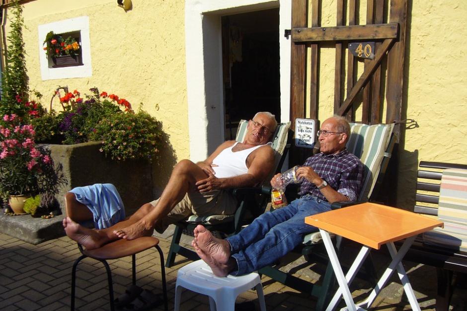 W Małopolsce będą szukać miejsc przyjaznych seniorom