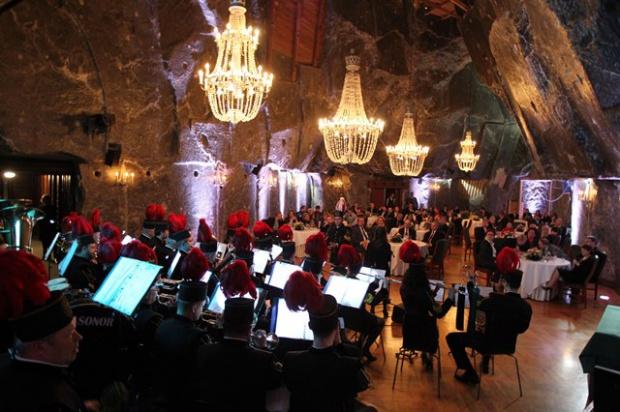 Małopolska zaprasza pielgrzymów na koncerty. Nie tylko do kopalni