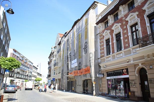 Bydgoszcz. Dworcowa zyskuje na estetyce