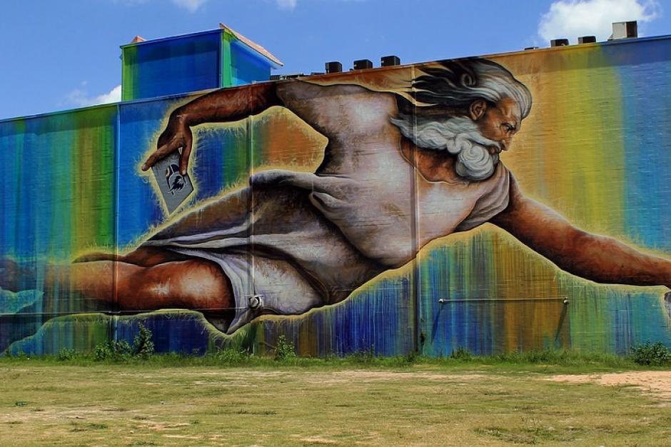 Mural stanie się wizytówką Woli. Ogłoszono konkurs