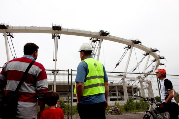 Kolejne miliony dla Stadionu Śląskiego