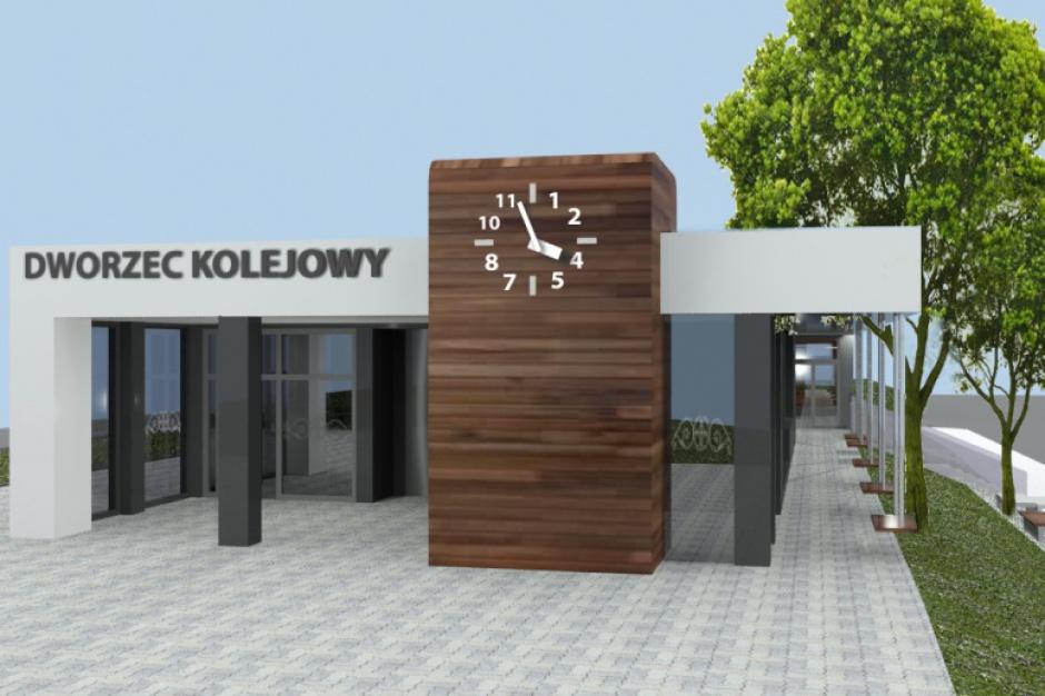 Dworzec Olsztyn Zachodni czeka modernizacja. Jest już wykonawca