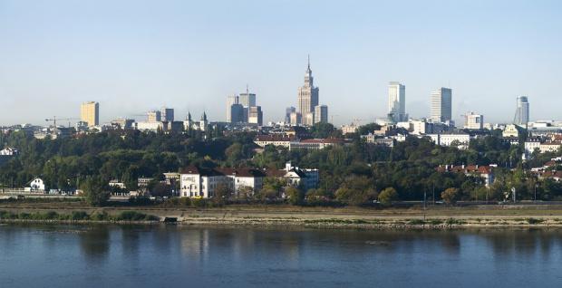 Warszawa: sprzedaż mieszkań w dzielnicach