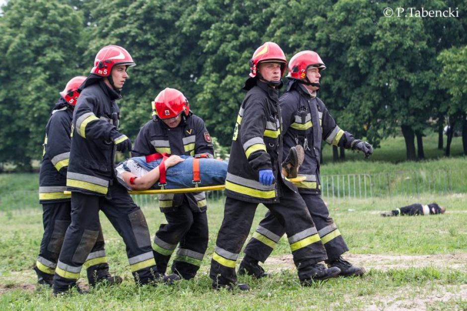 Przygotowania strażaków do Światowych Dni Młodzieży