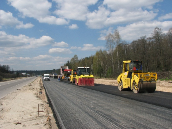 Kilkudziesięciu chętnych do budowy drogi S61 Via Baltica