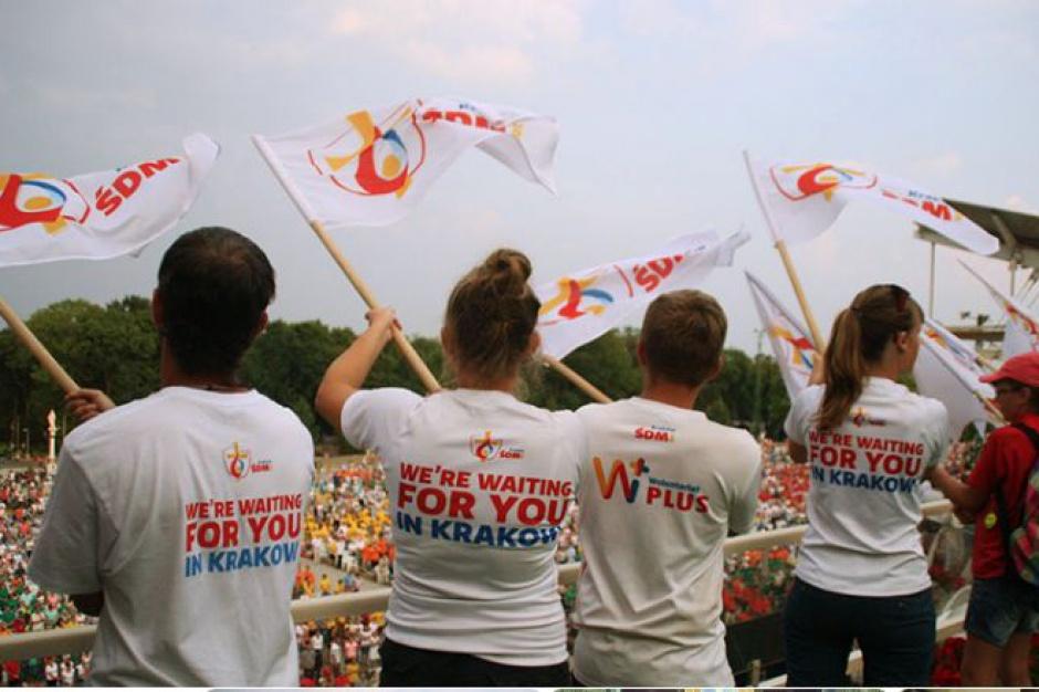 Jest internetowa mapa wydarzeń podczas Światowych Dni Młodzieży