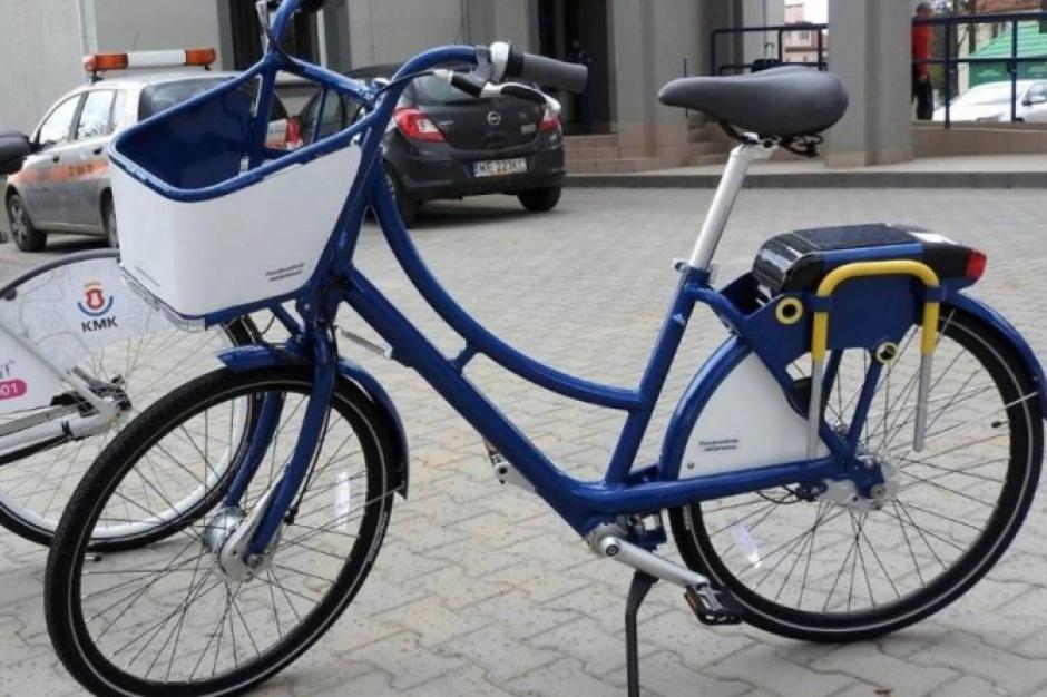 Kraków uruchamia wypożyczalnię rowerów miejskich