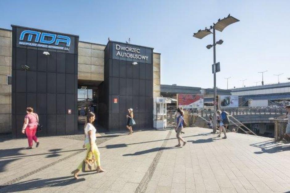 Kraków: zakończono ciężkie prac na przebudowywanym dworcu autobusowym