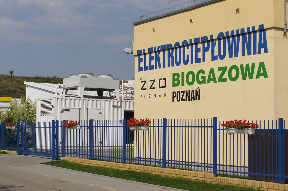Poznań ma biogazownię, ale nie ma odpadów