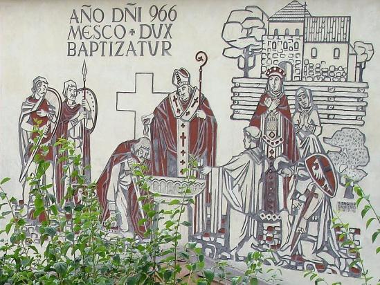 Częstochowa: wystawa i film na rocznicę chrztu Polski