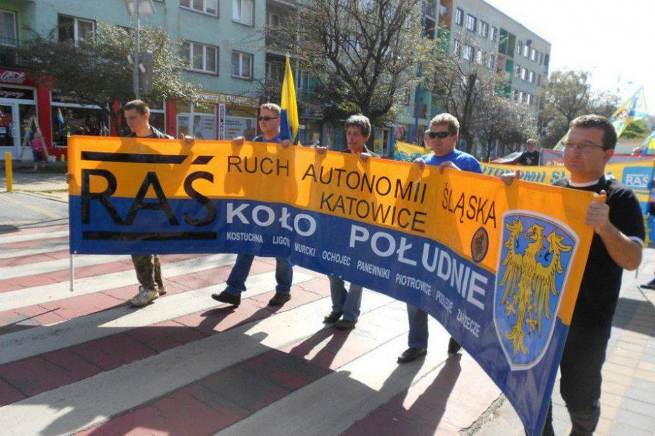Katowice, RAŚ: ulicami miasta przeszedł X Marsz Autonomii