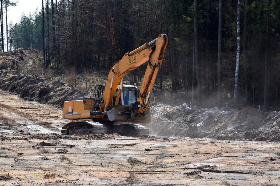 Rozpoczęła się budowa drugiego odcinka obwodnicy Olsztyna