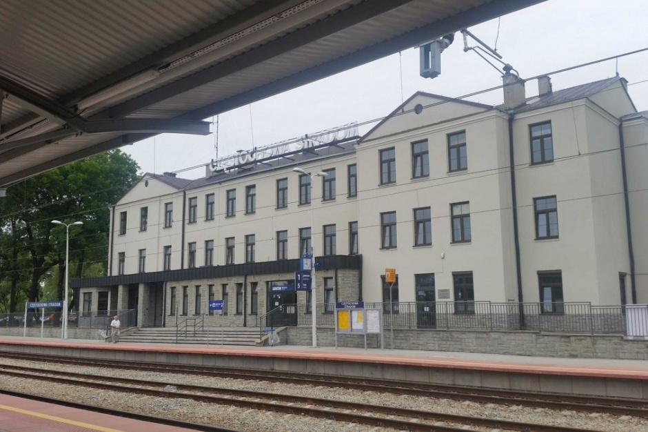 PKP PLK kończy inwestycje na dworcach w Częstochowie