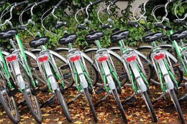 W Szczecinie rusza rozbudowa roweru miejskiego