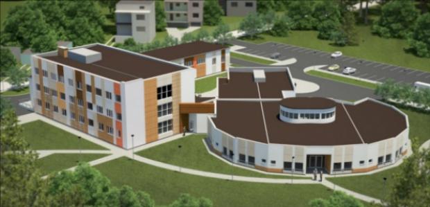 Hospicjum w Sosnowcu: są środki unijne i pieniądze od darczyńców, więc można zacząć budowę
