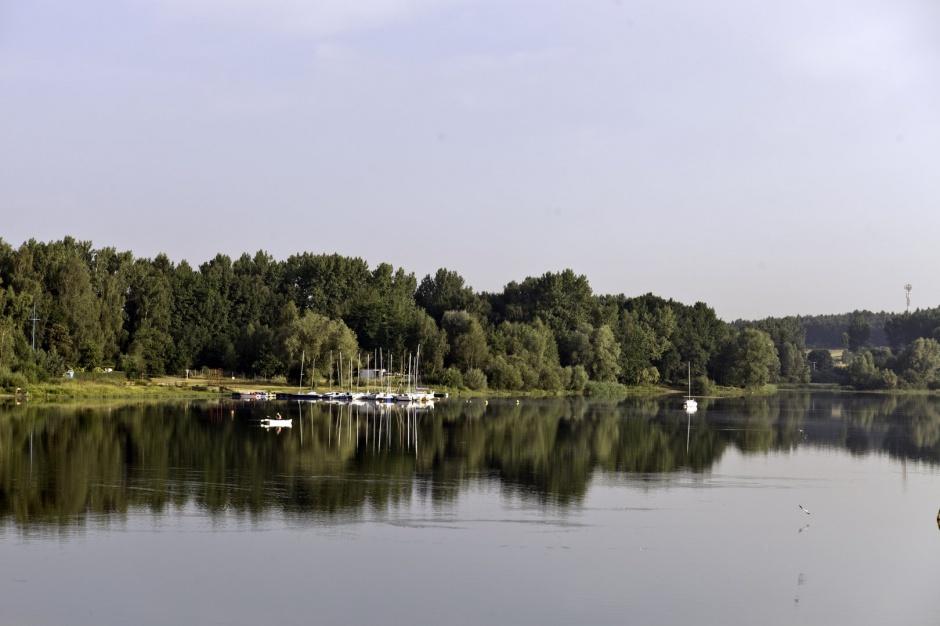 Gliwicki RZGW modernizuje zalew w Przeczycach