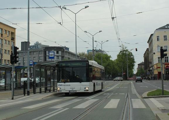 Szczecin: PKS i PKP w jednym miejscu. Powstanie nowy dworzec
