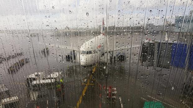 Lotniskowy szał polskich miast