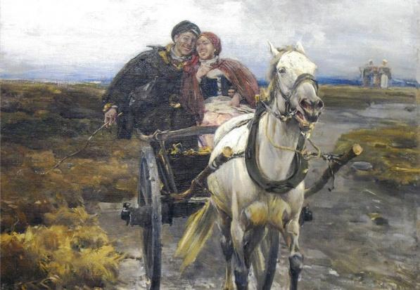 """Suwałki. """"Pocztarek"""" Wierusza-Kowalskiego w Muzeum Okręgowym"""