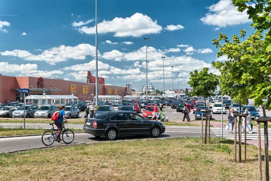 Rozrasta się centrum handlowe w Białymstoku