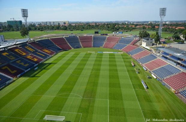 Koncepcja Stadionu Miejskiego w Szczecinie już gotowa