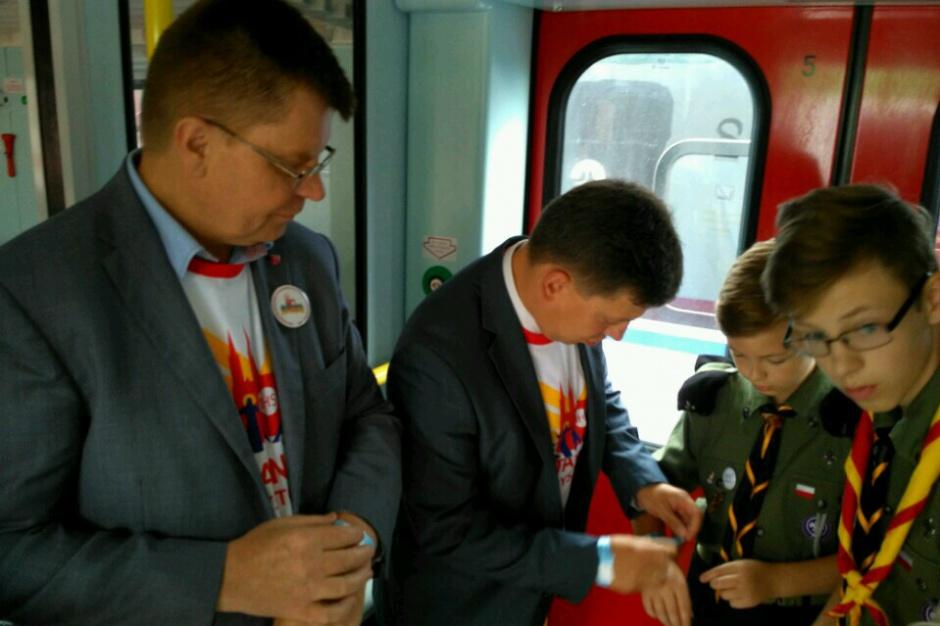 ŚDM: Zagraniczni pielgrzymi zwiedzają Podlaskie