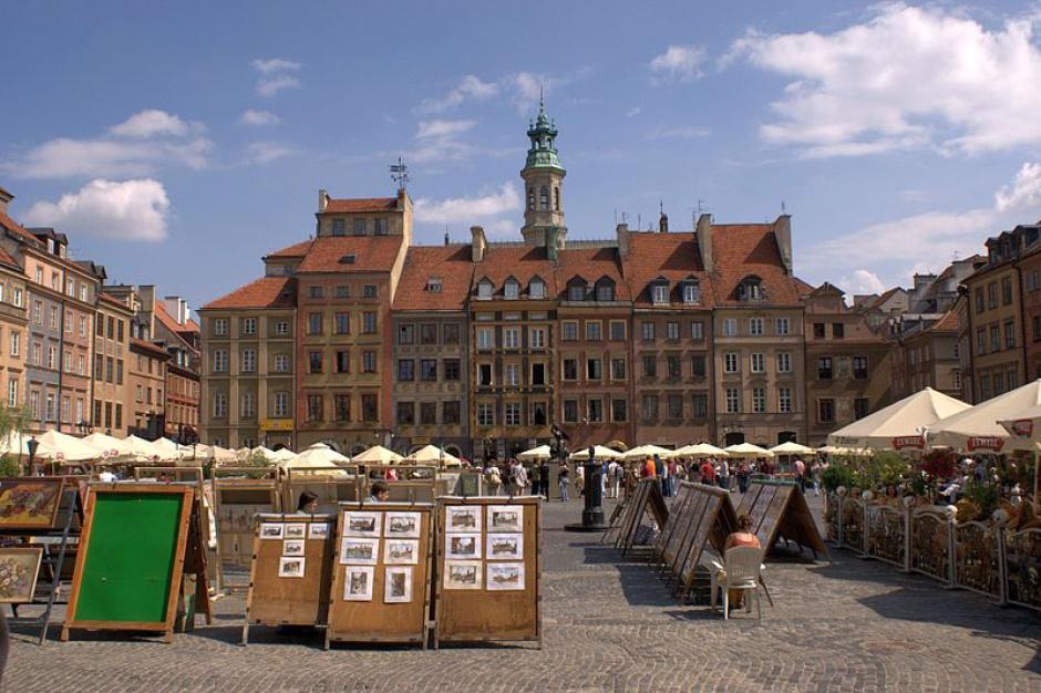 W Warszawie obchody 63. rocznicy odbudowy Starówki