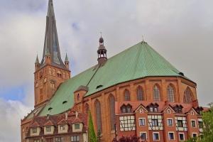 Pielgrzymi wyruszyli ze Szczecina do Krakowa