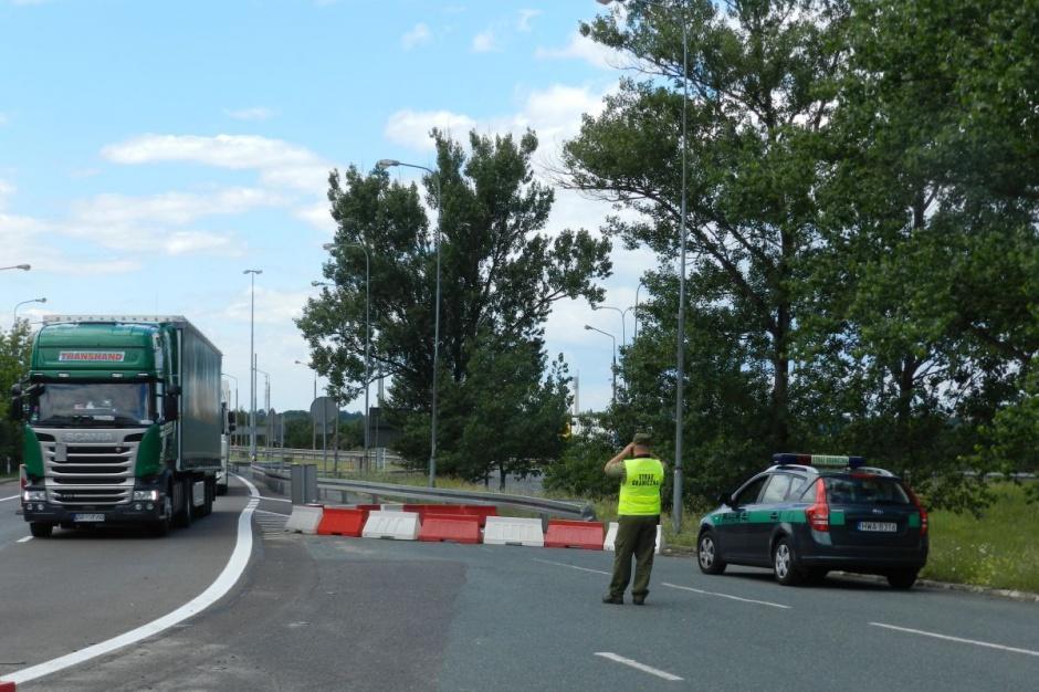 Kontrole graniczne, lubuskie i dolnośląskie: tysiące skontrolowanych, części osób odmówiono wjazdu
