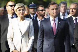 Andrzej Duda zabierze głos podczas Apelu Pamięci.