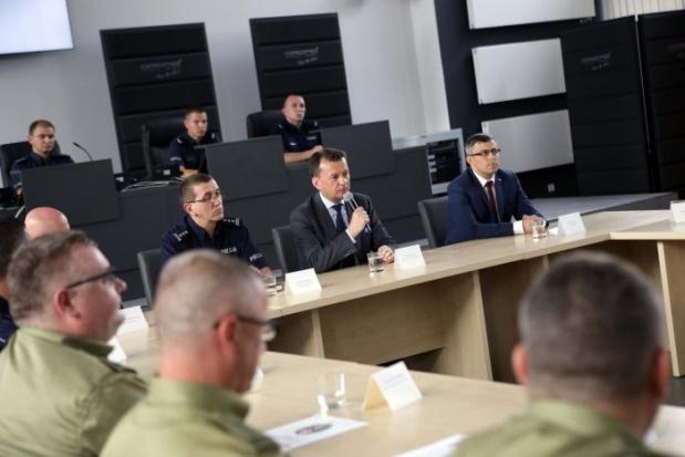 Centrum Operacyjnego Policji w Częstochowie już działa