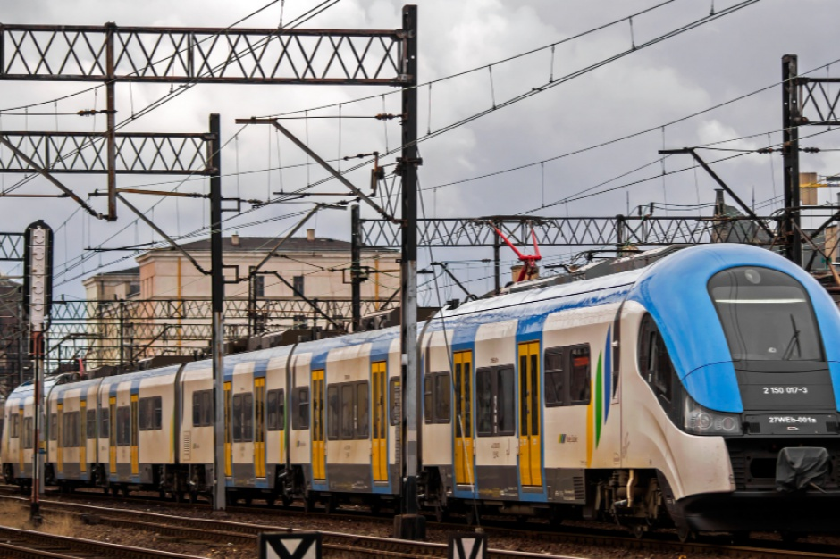 Światowe Dni Młodzieży. 11 tys. miejsc w pociągach Kolei Śląskich na wizytę papieża w Częstochowie