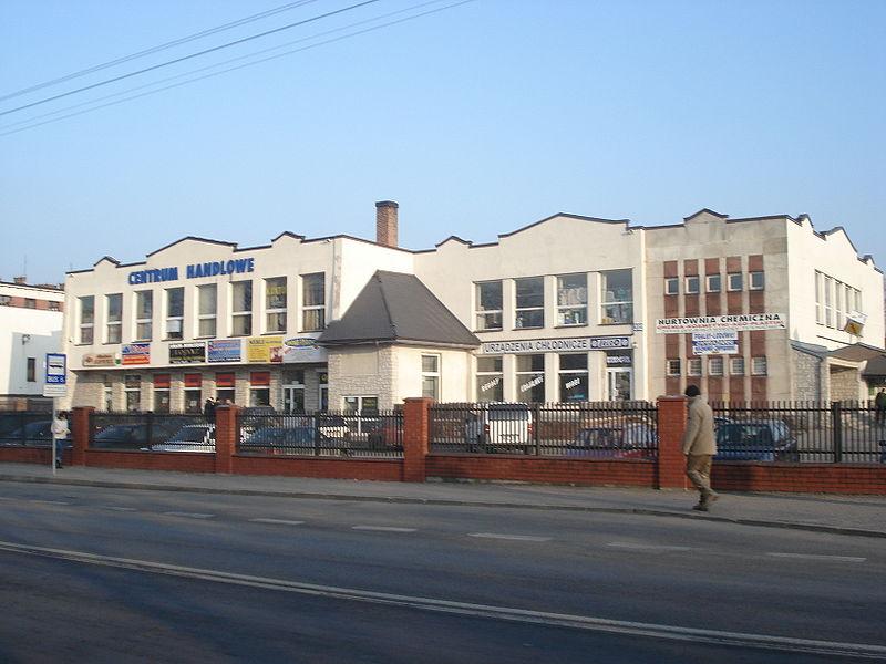 Miasto Szydłowiec w pow. szydłowieckim. W tym powiecie jest najwyższa stopa bezrobocia (fot. wikipedia)