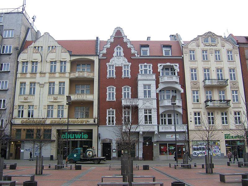 Bytom ma największe bezrobocie w woj. śląskim (fot. wikipedia)