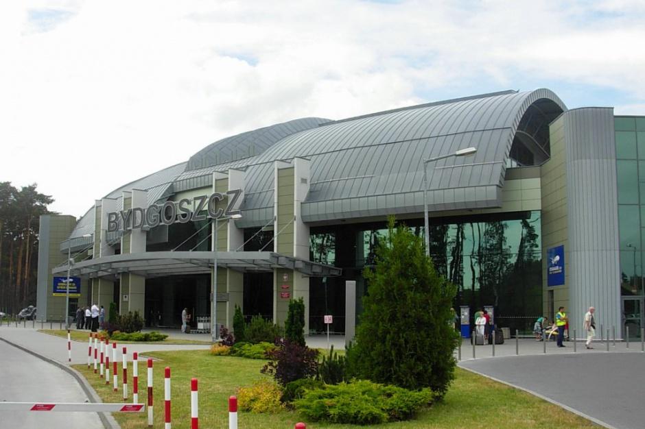 Port Lotniczy Bydgoszcz: Toruń chce zmiany nazwy i oferuje 5 mln zł