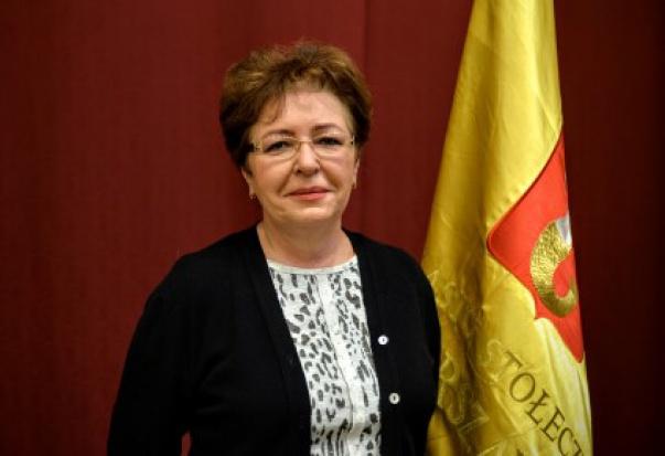 Jolanta Kasztelan - radny miasta Warszawa po wyborach samorządowych 2014