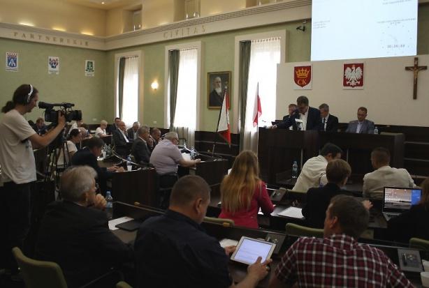 Samorząd Kielc chce zaciągnąć 104 mln zł kredytu