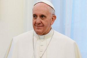 Młodzi powitali papieża na krakowskich Błoniach
