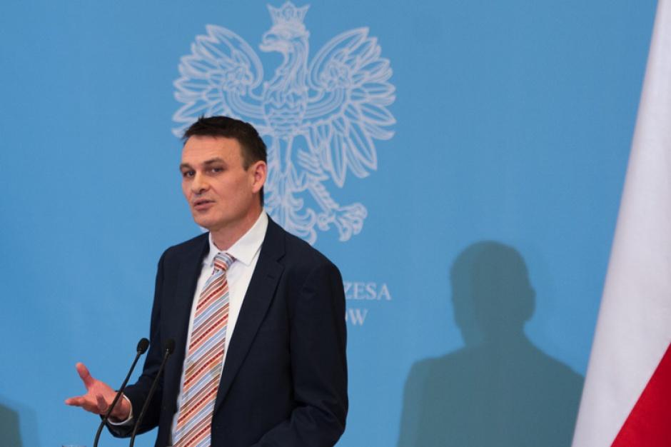 Wojciech Kaczmarczyk od stycznia 2016 jest pełnomocnikiem rządu ds. społeczeństwa obywatelskiego i równego traktowania (fot.premier gov pl)